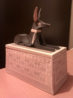 Ancient Anubis Box