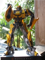 Bumblebee build by Alfian Muzaki