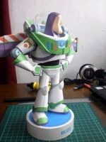 Buzz Lightyear by Rauf Raphanus