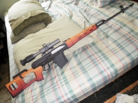 Dragunov Sniper Rifle by Dragunov Sniper Rifle by Josh Hughes - sidewinderslair.info