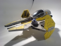 ETA-2 Jedi Starfighter build by Tomasz Bak