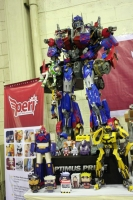 PERI at Toys and Comic Fair 2012 Jakarta