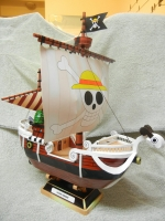 Going Merry Ship build by 作品集