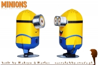 Minions build by Daniel Methos Curul