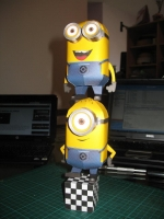 Minions build by Maximiliano Binder