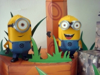 Gru Minions (despicable me)