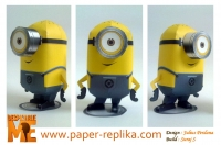 Minions build by Suraj S Prakash