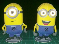 Minions by Sonny Aryanto