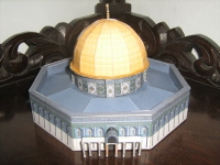 Dome of The Rock by Jo Purnomo