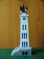 Jam Gadang by Asiong Lim