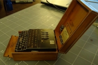 M4 Enigma Machine