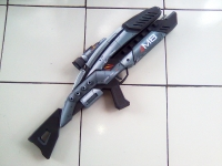 Mass Effect M8 Rifle by Taufik Hidayat