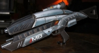 Mass Effect Rifle by Karol Kuhn