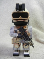 Navy Seal Team 6 Papersoldier build by 曾基歪 (Taylor)