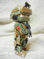 USMC 2nd Recon Force build by 曾基歪 (Taylor)
