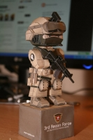 USMC Papersoldier by Robert Powell