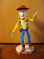 Sheriff Woody by Asiong Lim