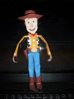 Sheriff Woody by Jean-Pierre Modeste