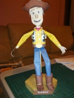 Sheriff Woody by Mandy Fisher