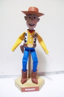 Sheriff Woody by Núbia