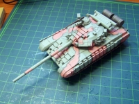 T-64B build by Vin Jung