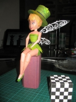 Tinker Bell (St.Patrick's Day theme) build by Maximiliano Binder