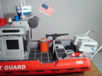 US Coast Guard Response Boat Small