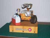 WALL-E by Chris Nielsen