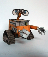 WALL-E by Davide Pastore