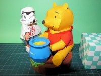 Pooh Bear by Iro Dorry