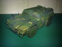 Zobel Light Recon Vehicle