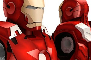 Ironman Mark 7 Templates