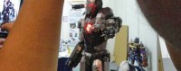 War Machine 6X Bigger - Life Size Paper Model Part 3