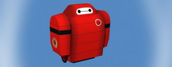Baymax Container