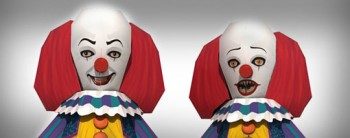 Pennywise The Clown Papercraft