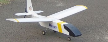 Bango 1 RC plane for Beginners