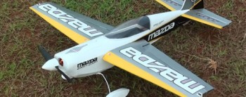 Extra 300 RC Plane 900 mm