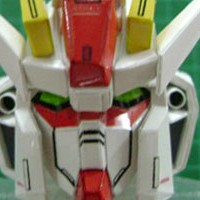 Gundam GAT-X105 Strike Papercraft - Head Part