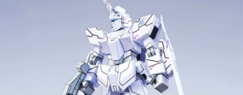 Unicorn Gundam Normal Mode Paper Model (Simple)