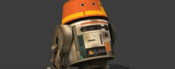 Chopper Star Wars Rebels Paper Craft