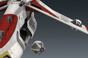 Republic Attact Gunship