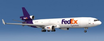 Fedex MD-11 Papermodel
