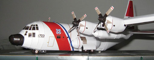 Built Coast Guard Hercules