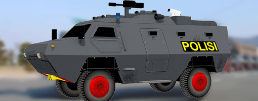 Barracuda 4x4 APC