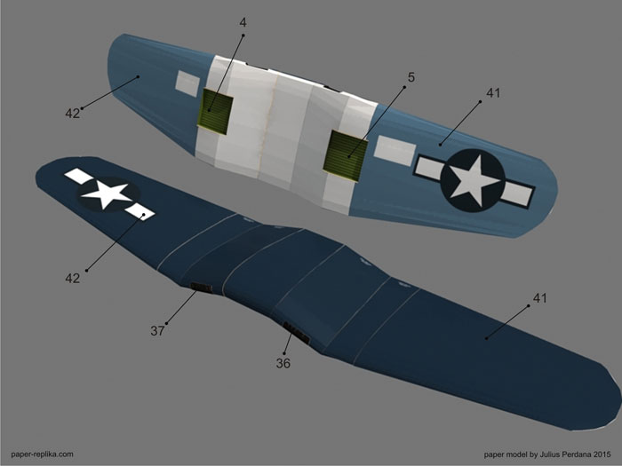 Corsair instructions