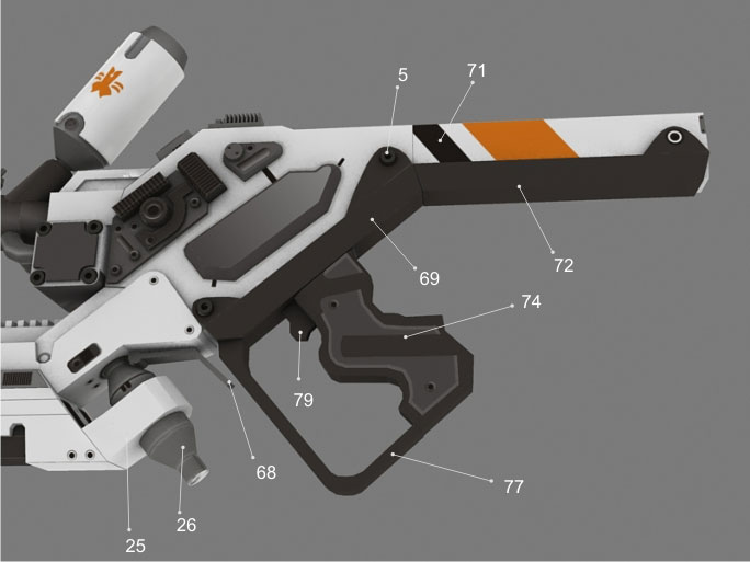 Instructions D-9 Rifle #12