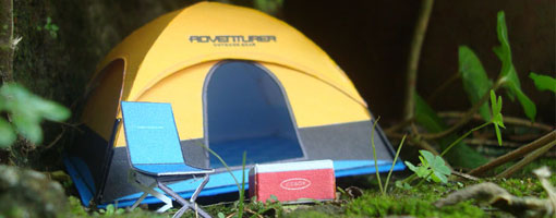 Dome Tent Camping Set