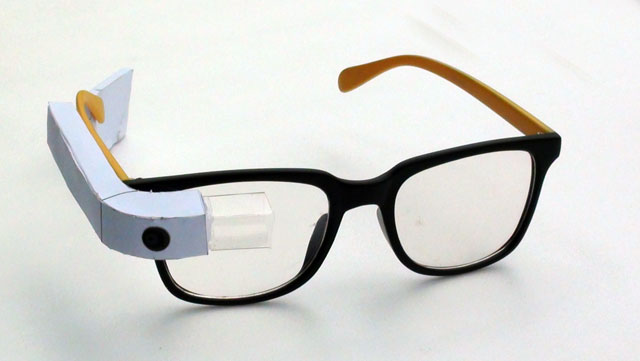 Abstract for google glass.