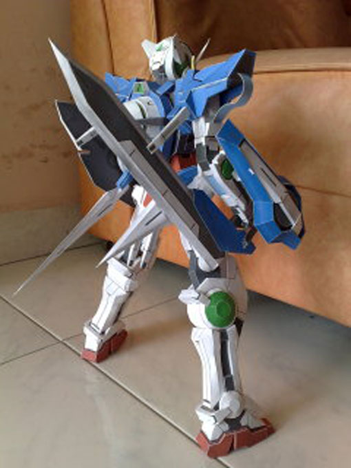 Gundam Exia Full Attribute