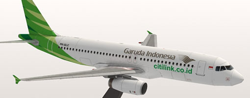 city link airlines indonesia